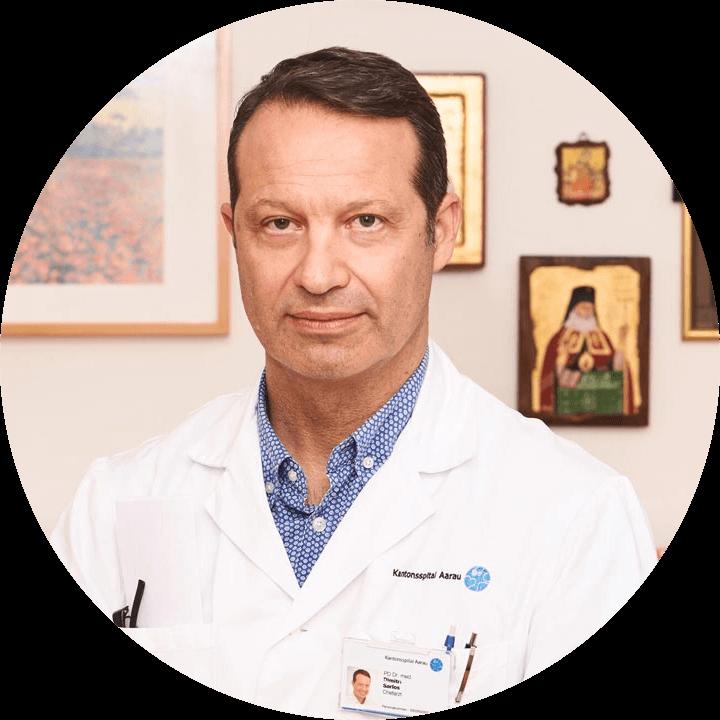 PD Dr. med. Dimitri Sarlos